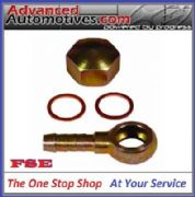 BANJO CAP NUT FITTING KIT HOSE UNION ADAPTOR BOSCH 044 FUEL PUMP